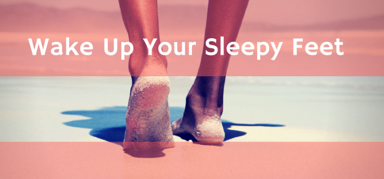 Wake Up Your Sleepy Feet: Learn How to Navigate Gracefully Through your Later Years