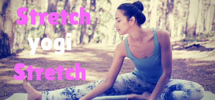 Stretch Yogi Stretch: How Yoga Helps You Stretch the Pain Away