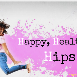 Happy Healthy Hips: 2 Effective Ways to Find Your Balance on the Yoga Mat