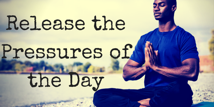 release pressures of the day