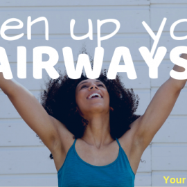 Open Up Your Airways – Yoga Poses for Asthma Patients